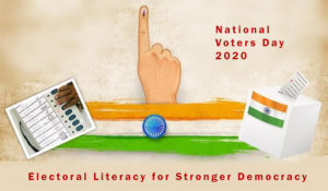 (25 January) National Voters' Day Theme, Essay, Pledge, Quotes, Slogans, Drawing and Speech Competition