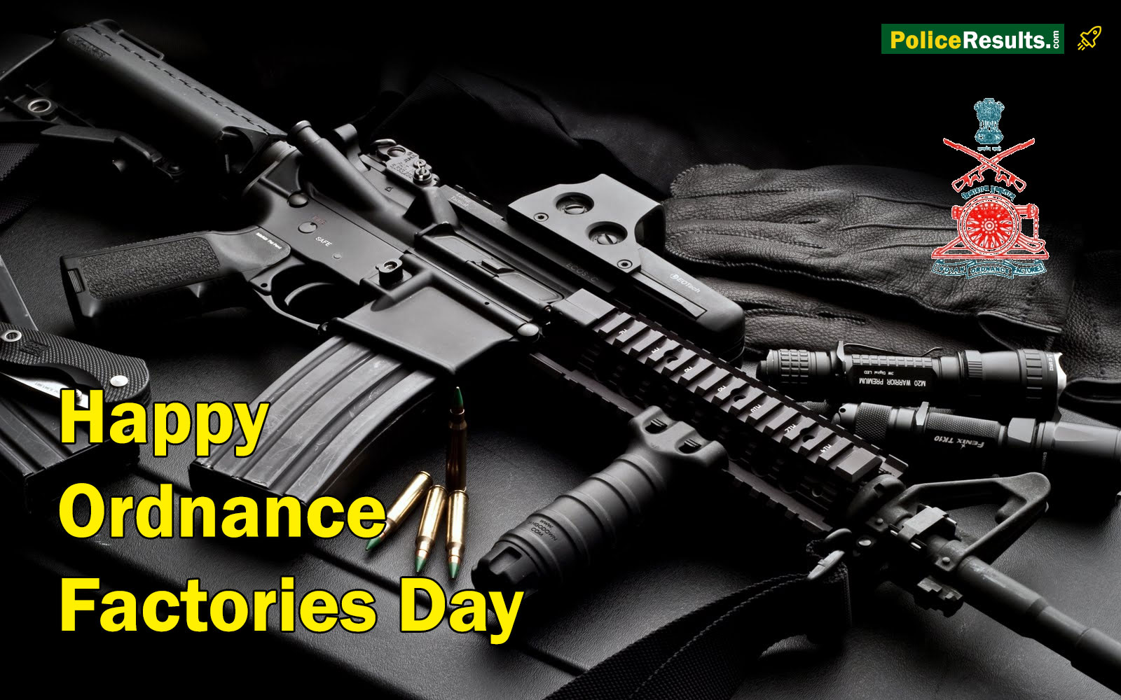 Ordnance Factories Day