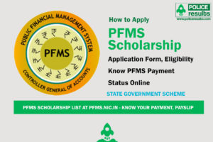 PFMS Scholarship List at pfms.nic.in - Know Your Payment, Payslip