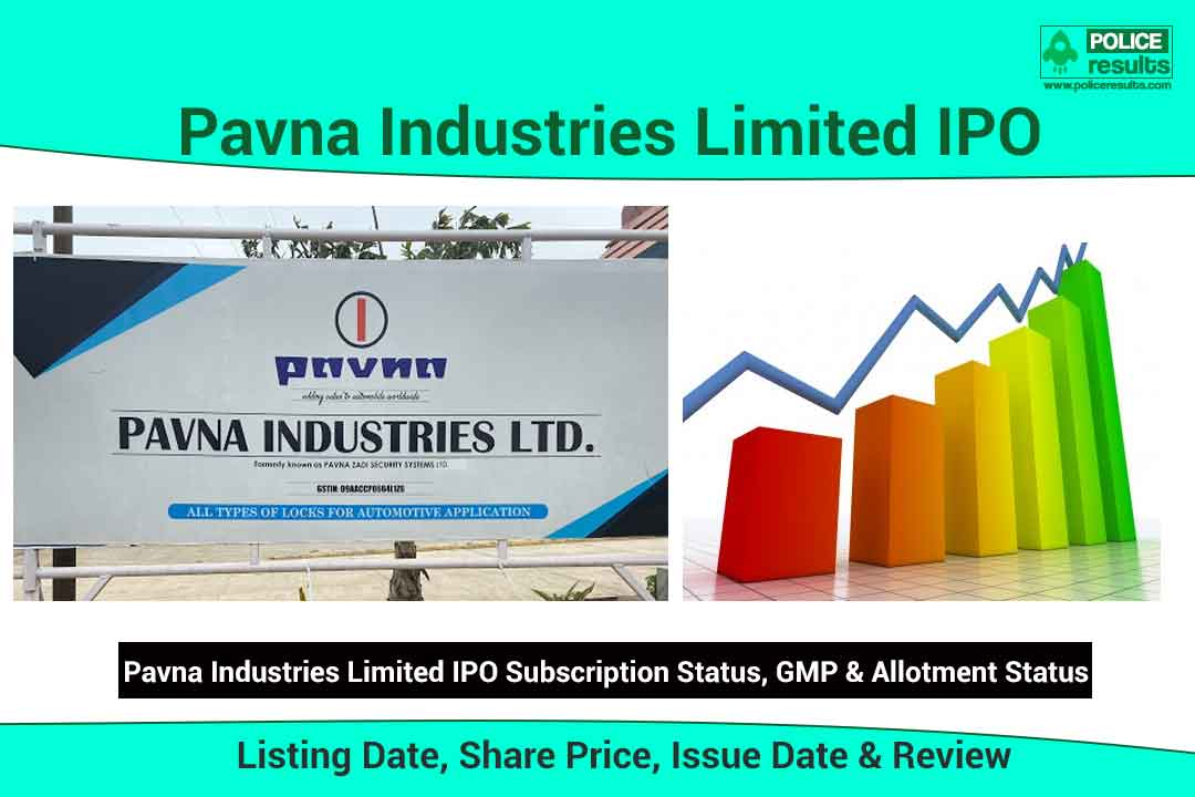 [Live Updates] Pavna Industries IPO: Listing Date, Share Price, Issue Date & Review | Subscription Status, GMP & Allotment Status
