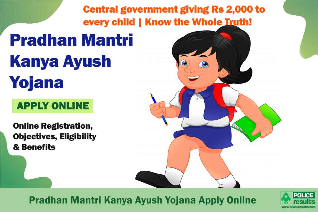 [Fact Check] Pradhan Mantri Kanya Ayush Yojana 2020: Central government giving Rs 2,000 to every child | Know the Whole Truth!