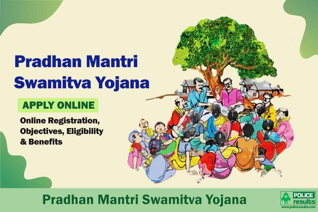 [Apply Online] Swamitva Yojana 2020 by UPSC, PIB – PM Swamitva Yojana Online Registration, Application Form PDF Download