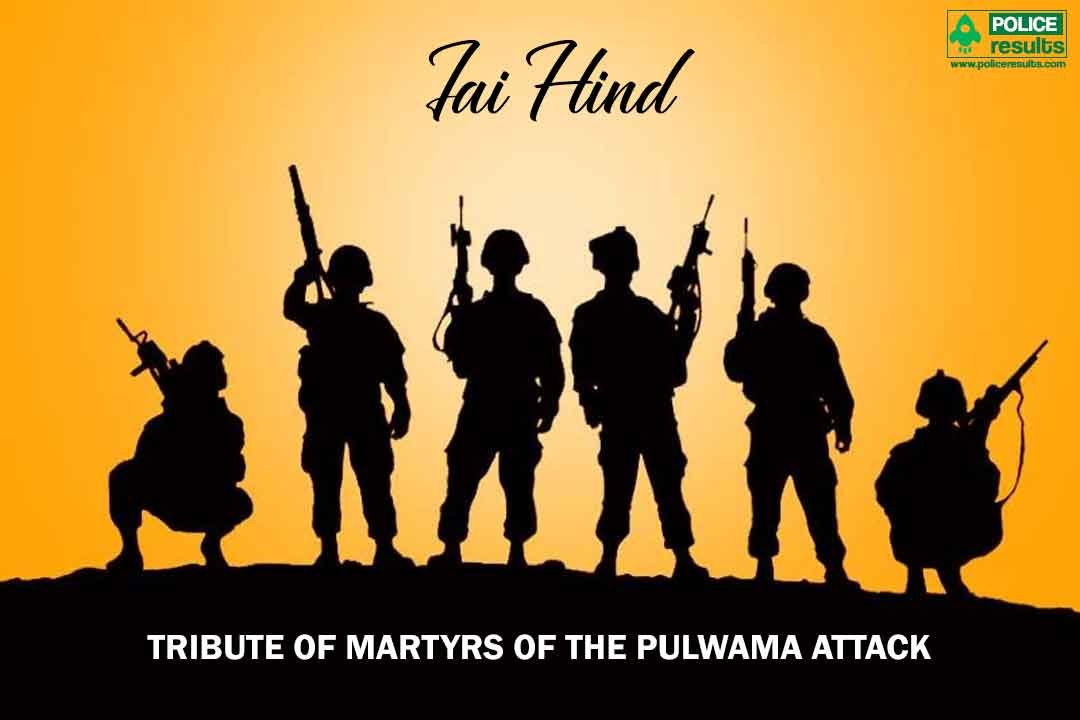 RIP Pulwama Attack Whatsapp Status: Pulwama Hamla Shradhanjali Status, Black Day Quotes Images
