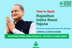Rajasthan Indira Rasoi Yojana All You Need To Know About