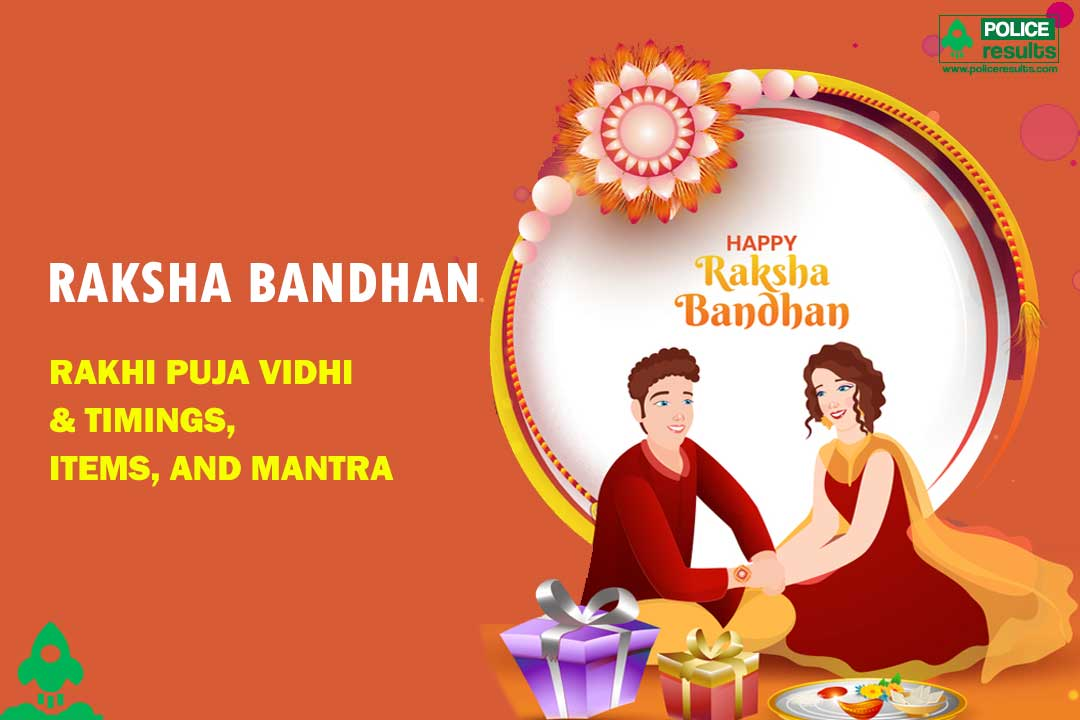 Raksha Bandhan 2020 Date & Muhurat Time : Rakhi Puja Vidhi & Timings, Items, and Mantra