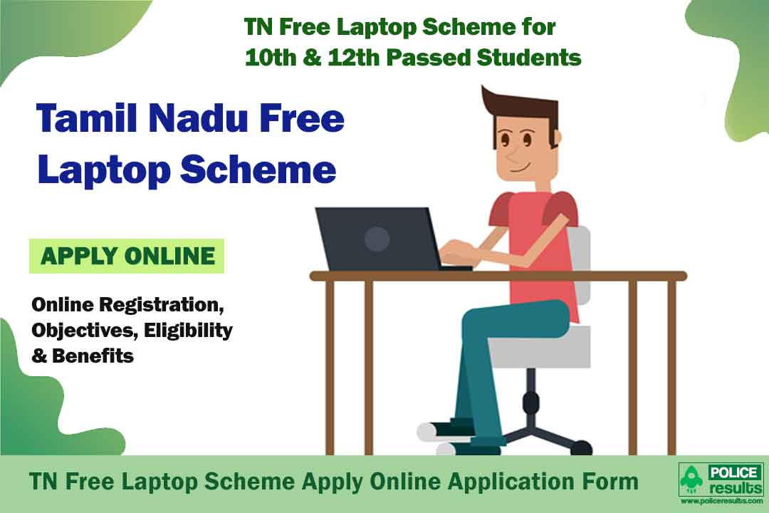 Tamil Nadu Free Laptop Scheme 2020-21: Application Form & List