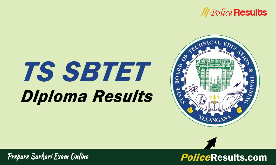 TS SBTET Diploma Results Oct/ Nov 2019 – TS SBTET C16, C14, C09, C08, C05, ER91 & CCC Result 2020 2019 for 1st Year 3rd 4th 5th 6th 7th Semester