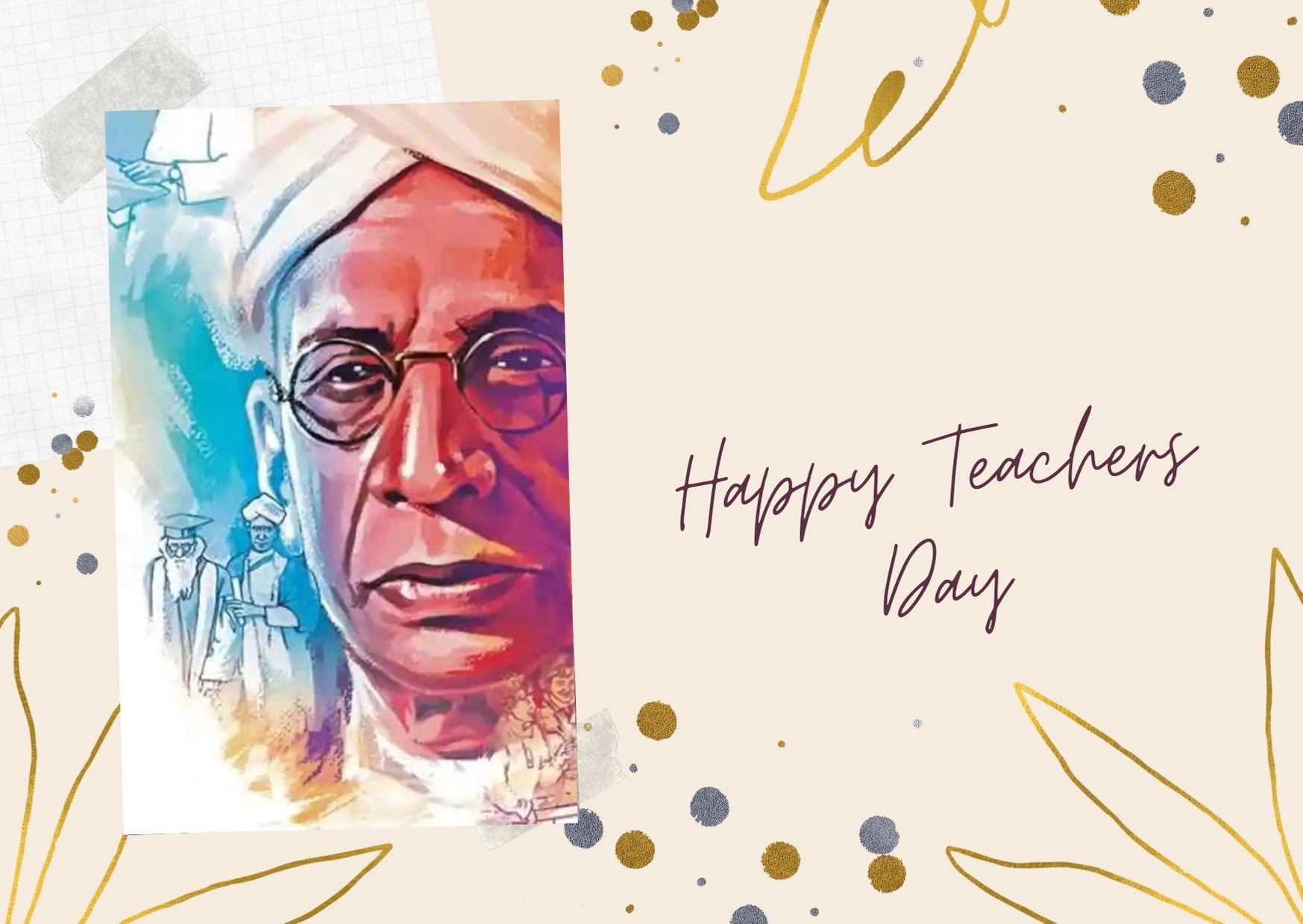 Happy Teachers Day Wishes Quotes : Greeting Card, Messages from Student