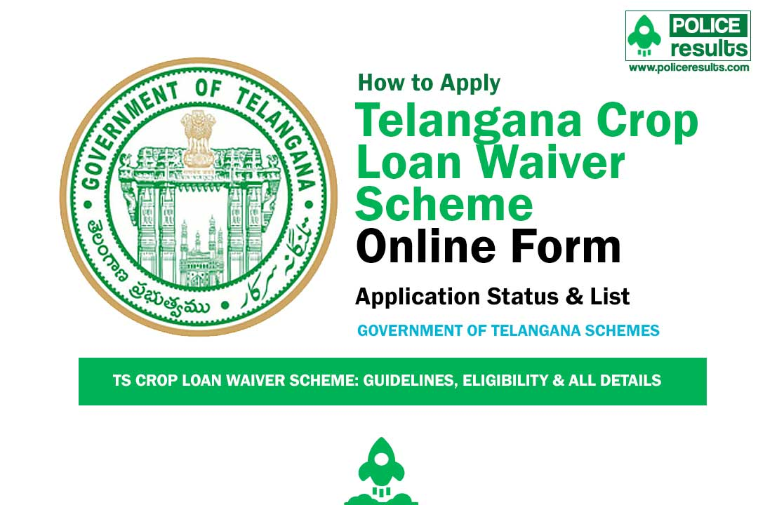 Telangana Crop Loan Waiver Scheme 2020 : Online Registration, Guidelines, Eligibility & Benefit