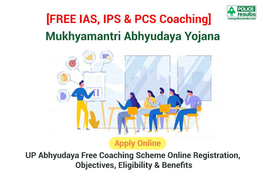 Mukhyamantri Abhyudaya Yojana 2021: UP Abhyudaya Free Coaching Scheme Online Registration, Objectives, Eligibility & Benefits