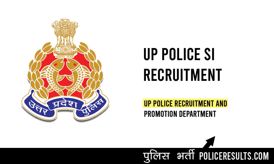 UP Police 5623 Sub Inspector Recruitment 2020 SI Platoon Commander Vacancy Apply Online