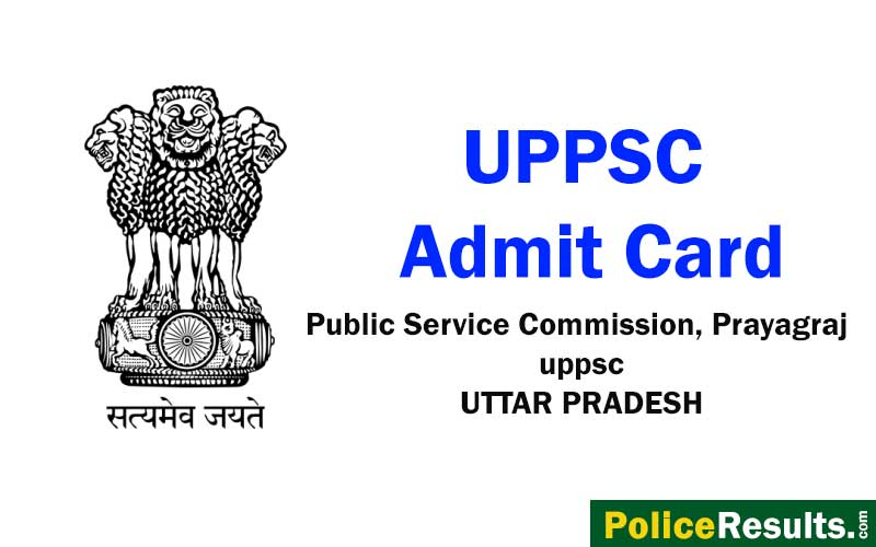 UPPSC BEO Admit Card 2020 Available @uppsc.up.nic.in, Download UPPSC Block Education Officer Prelims Exam Admit Card