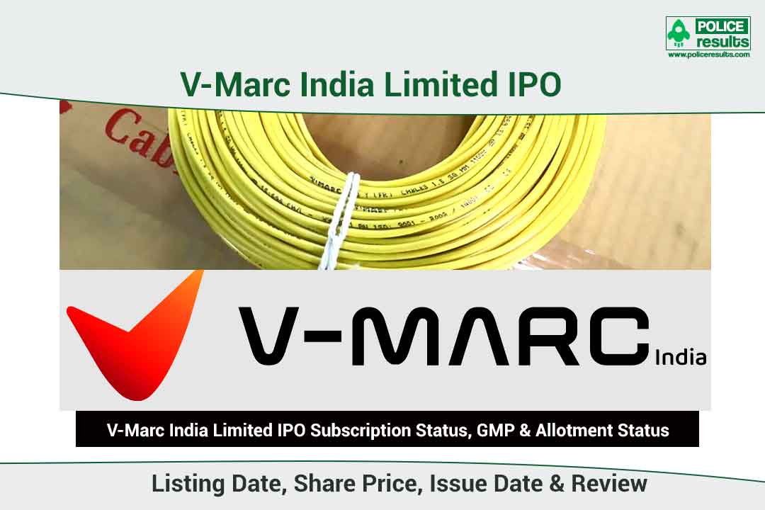 [Live Updates] V-Marc India IPO Subscription Status, GMP & Allotment Status: V-Marc IndiaIPO Listing Date, Share Price, Issue Date & Review