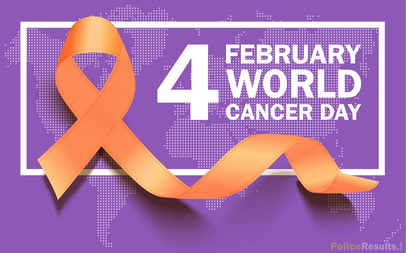 World Cancer Day''s Beautiful Greeting Image With Background