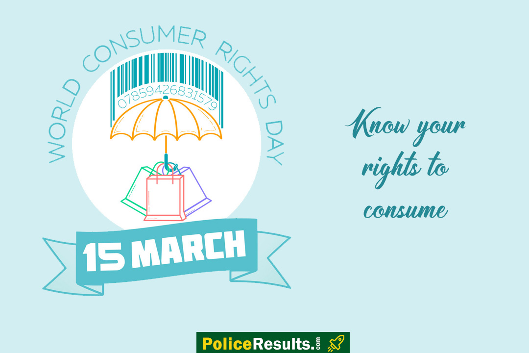 World Consumer Rights Day Slogan Sayings Images HD Pictures Poster
