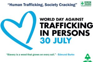 World Day Against Trafficking in Persons 2020 : Theme, Quotes, Slogan, Quiz, Poster, Facts, Essay, Significance, History and Awareness Program
