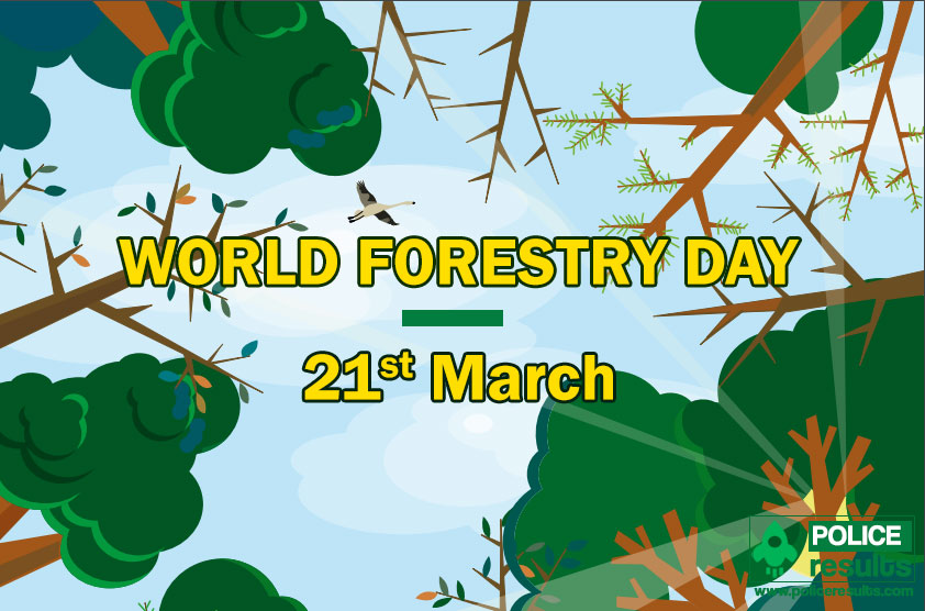 World Forestry Day : Logo, Theme, Slogan, Significance & History