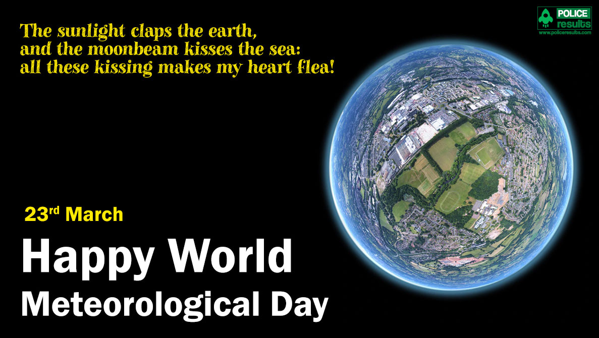 World Meteorological Day Wishes Quotes Status