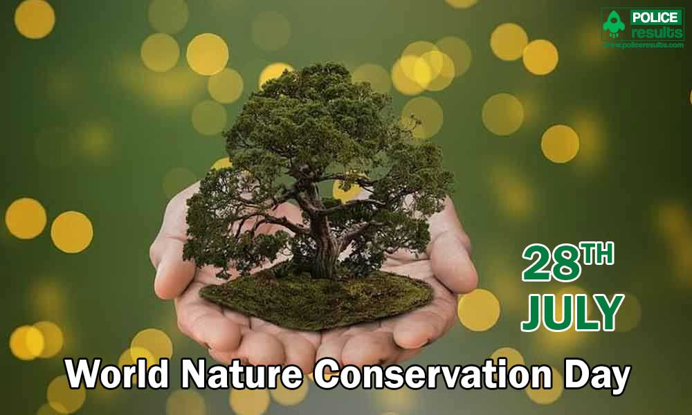 World Nature Conservation Day Quotes