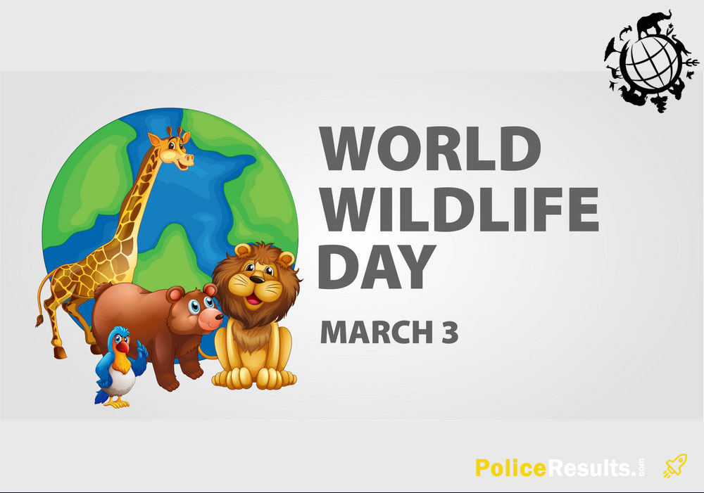 World Wildlife Day 2020 Theme : Quotes, Poster, Slogan, Logo, Messages, Symbol and Awareness Program