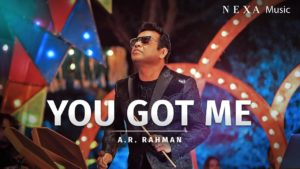 You Got Me Lyrics – A.R. Rahman