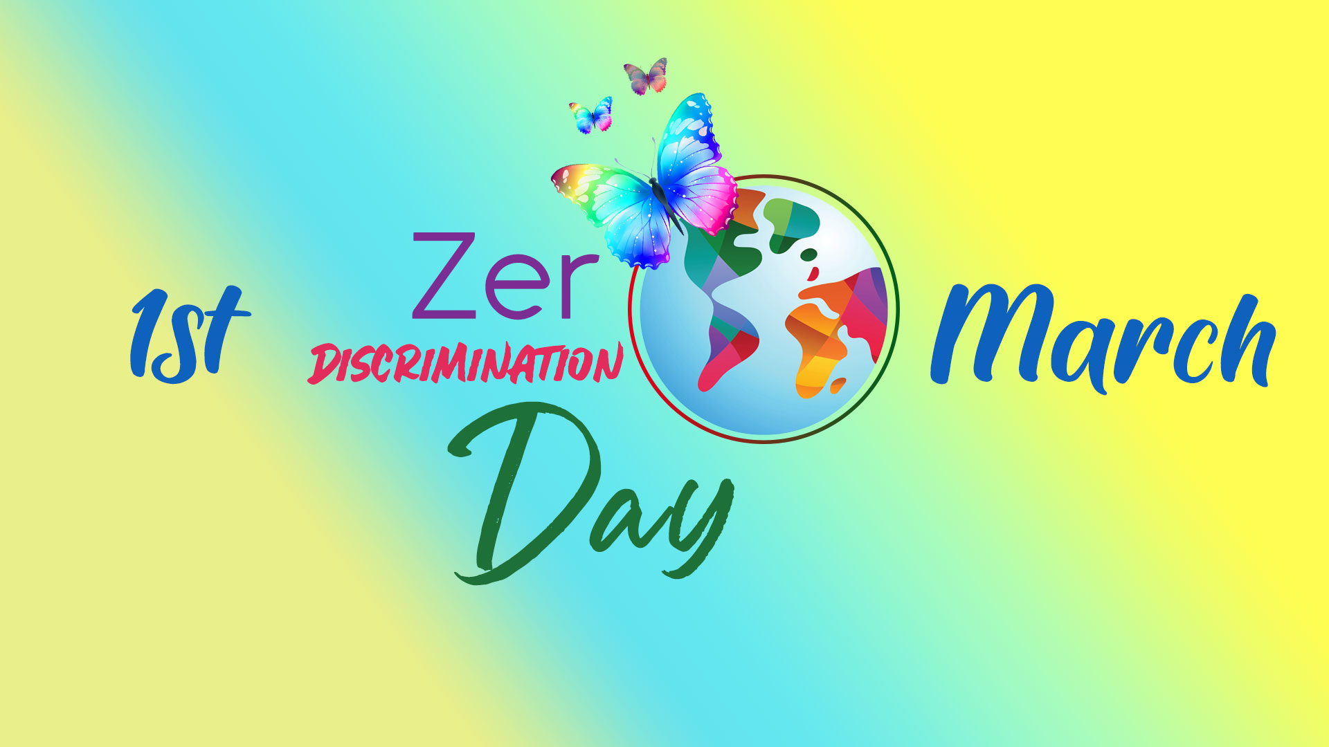 Zero Discrimination Day 2020 : Theme, Quotes, Poster, Slogan, Logo, Messages, Symbol and Awareness Program