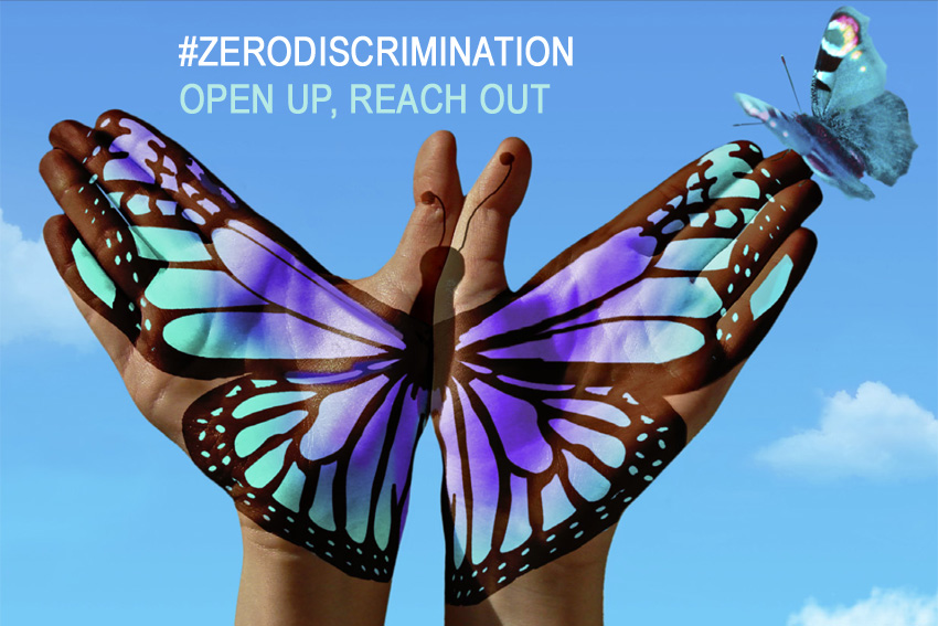 Zero Discrimination Day 2021 Theme : Quotes, Poster, Slogan, Logo,  Messages, Symbol and Awareness Program – Police Results